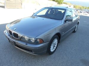 2002 BMW 5-Series 540i Auto One Owner Mint Condition 78000K