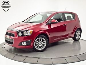 2013 Chevrolet Sonic LT TOIT OUVRANT MAGS BLUETOOTH