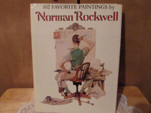 REDUCED $ 40 NORMAN ROCKWELL SPECIAL Collectable PIECES (3)
