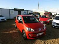 2014 Volkswagen UP 1.0 Groove Up 5dr Hatchback Petrol Manual