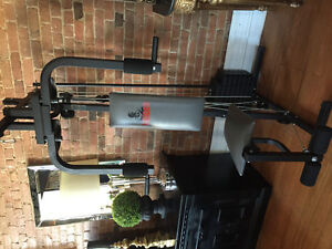 Home GYM  WEIDER