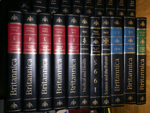 Britannica collection for $500 (Last printed edition) 10/10