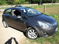 2012 VAUXHALL CORSA ACTIVE AC 5 DOOR HATCH HATCHBACK PETROL