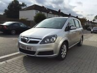 Vauxhall zafira 1.6 patrol, 16v club, one lady owner, full service history up to date