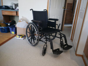 Invacare 9000tdx Wheelchair