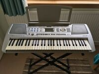 Yamaha PSR -290 electronic keyboard
