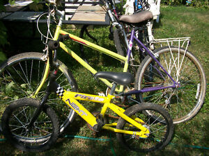 BIKES FOR PARTS OR TO FIX Windsor Region Ontario image 2