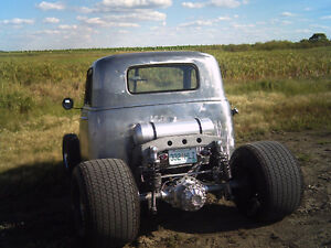 1951 GMC Rat Rod Truck