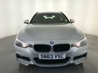 2013 BMW 320D XDRIVE M SPORT DIESEL 4WD ESTATE 184 BHP 1 OWNER SERVICE HISTORY