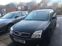 Vauxhall Vectra 1.8i 16v SXi 5 DOOR - 2003 03-REG - 6 MONTHS MOT