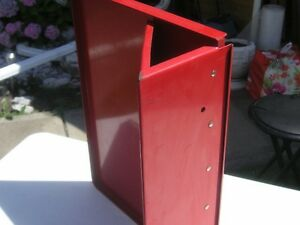 SIDE TRAY FOR TOOL BOX