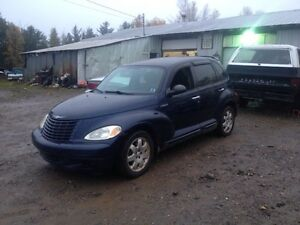 2004 pt cruiser clean and in great shape