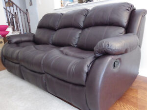 MOVE*Lowest SALE Cherry Recliner