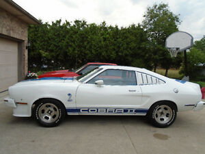 1976 Ford Mustang Cobra ll  ***Last Wk End For TRADE/ SALE*** London Ontario image 2