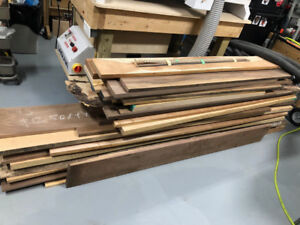 Assorted Hardwood for Sale
