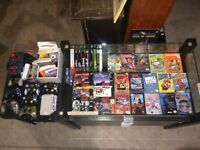 HUGE RETRO VIDEO GAME SALE AT BARNSALE OTTERVILLE SAT. OCT 10