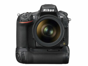 Nikon D810 et son MB-D12