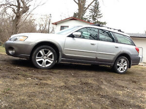 2005 Subaru Outback 3.0R Wagon PRIVATE SALE