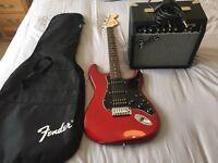 Electric Guitar Starter Pack