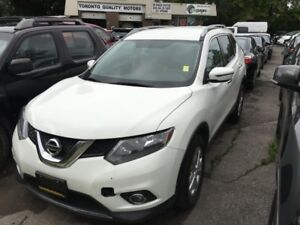 2016 Nissan Rogue AWD 4dr