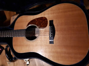 Guitare acoustique Santa Cruz D prewar 2004 acoustic guitar