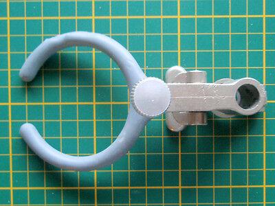 Fisher Castaloy Fast-adjusting Ring Lab Clamp