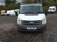 2008 58 FORD TRANSIT 2.2 280 LR 1D 85 BHP DIESEL TRADE IN MOT UNTIL AUG 19