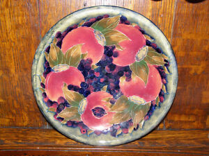 Collection of Moorcroft Pottery - Vases, Bowls, Plates for Sale London Ontario image 2