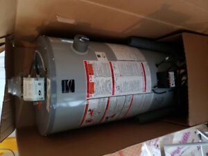 Brand New in Box Kenmore Gas Water Heater