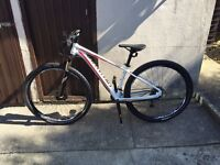 Specialised rockhopper comp mountain bike 2016