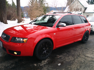 Audi s4 avant for sale or trade