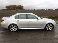 BMW 530 Diesel Auto. Service History. Excellent Condition. Private Plate.