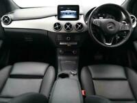 2017 Mercedes-Benz B-CLASS B 250 e Sport Auto Sports Tourer Electric Automatic