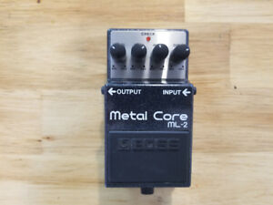 Mint Boss ML-2 Metalcore Distortion Pedal