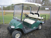 2008 EZ-GO RXV ELEC GOLF CART