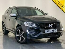 image for 2017 VOLVO XC60 R-DESIGN D5 4X4 PARKING SENSORS HEATED SEATS SERVICE HISTORY