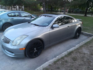 2004 g35 coupe trades