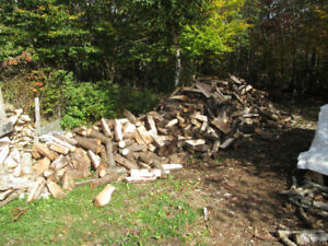 Dry Softwood Firewood - Sold Pending Pickup