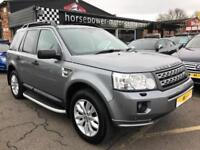 2012 Land Rover Freelander 2.2 TD4 HSE 4X4 5dr Diesel grey Manual