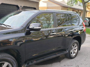 2010 Lexus Gx 460 low km 2 sets of tires