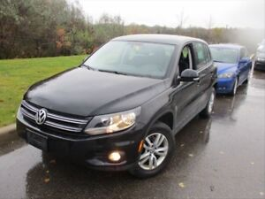 2015 Volkswagen Tiguan Trendline / HEATED MIRRORS / FOG-LIGHTS /