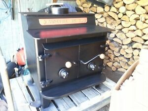 SuperFire MX5 WOOD STOVE