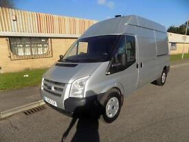 FORD TRANSIT 350 LWB HIGH ROOF 2.4 RWD 115 BHP 6 SPEED 2010 10