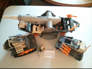 GI JOE Thunderclap with Long Range $80