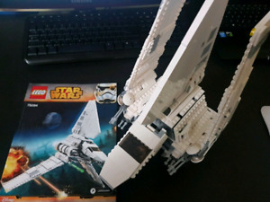 Lego Star Wars 75094 Imperial Shuttle complete