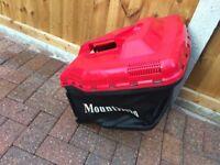 Mountfield mower grass box