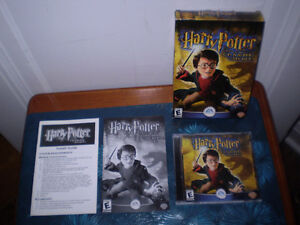 Harry Potter and the Chamber of Secrets PC Game.