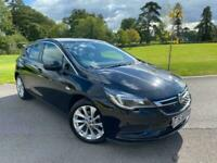 2017 Vauxhall Astra DESIGN ECOTEC S/Stop Hatchback Petrol Manual