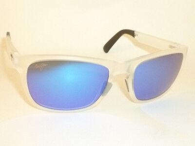 Authentic Polarized  MAUI JIM  SOUTH SWELL  Sunglasses  B755-05CM  Blue (Swell Sunglasses)