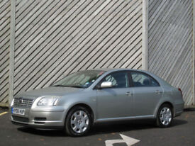 2006 TOYOTA AVENSIS 1.8 VVT-i Colour Collection HATCH - GREAT VALUE FOR MONEY !
